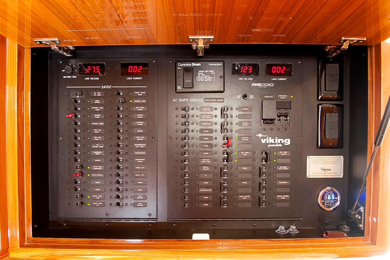 Breaker Panel - 38 VIKING For Sale