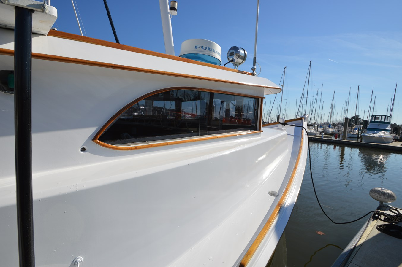 1990 48 Chesapeake Back River - 48 CHESAPEAKE BAY For Sale