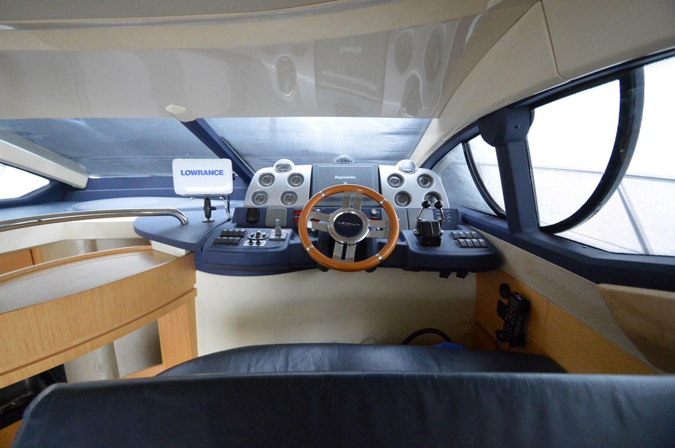 2006 43 Azimut Flybridge Motoryacht - 43 AZIMUT For Sale