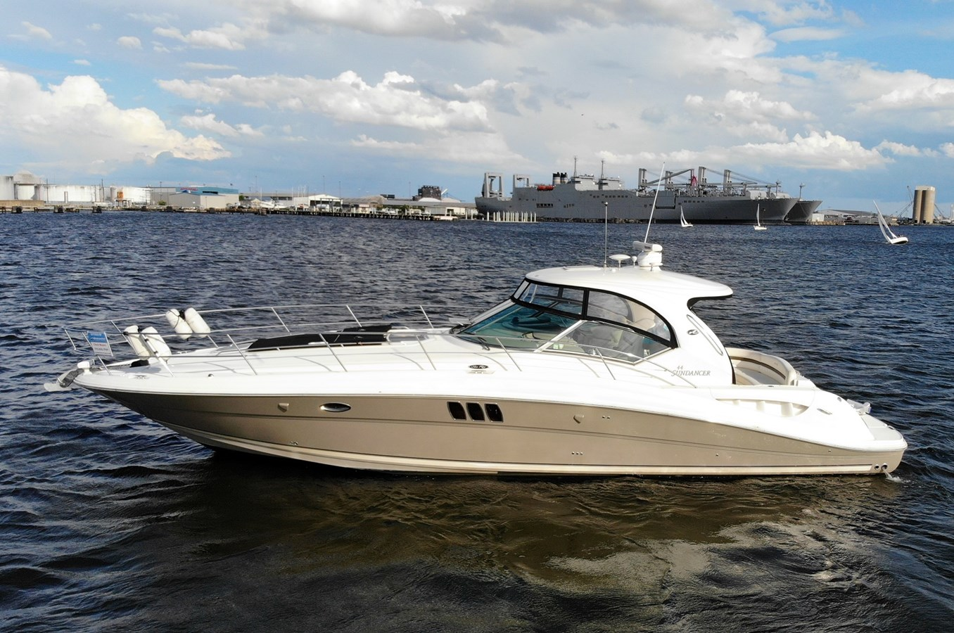 52 - 44 SEA RAY For Sale