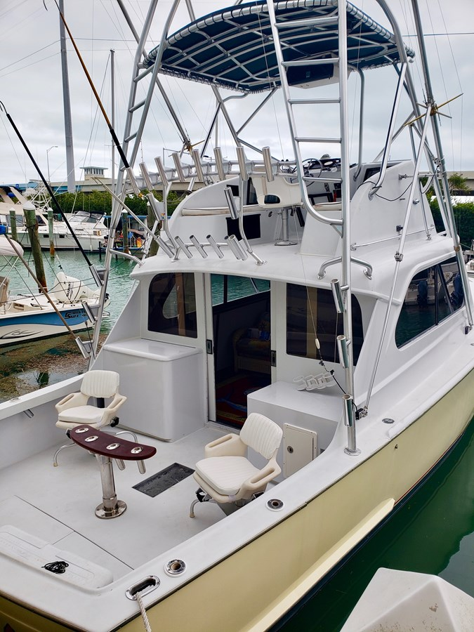 34 HATTERAS For Sale