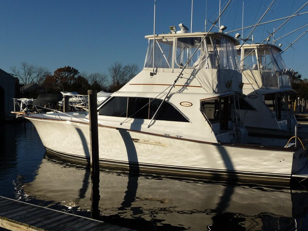 1987 44 Ocean Yachts Super Sport - 44 Ocean Yachts For Sale