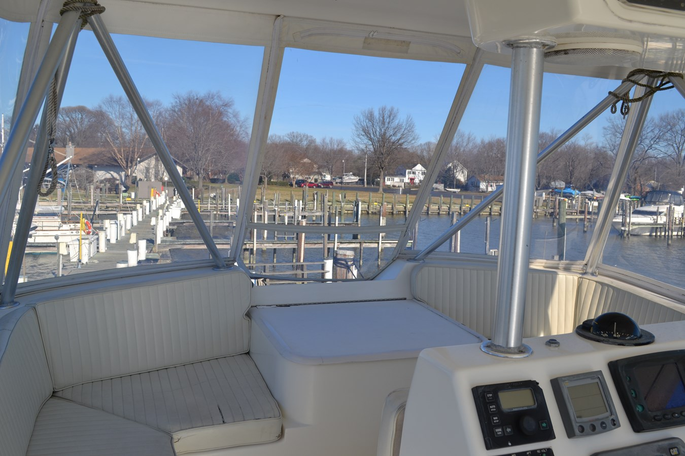 Ocean Yachts 52 Convertible 2001 For Sale In Shady Side Maryland