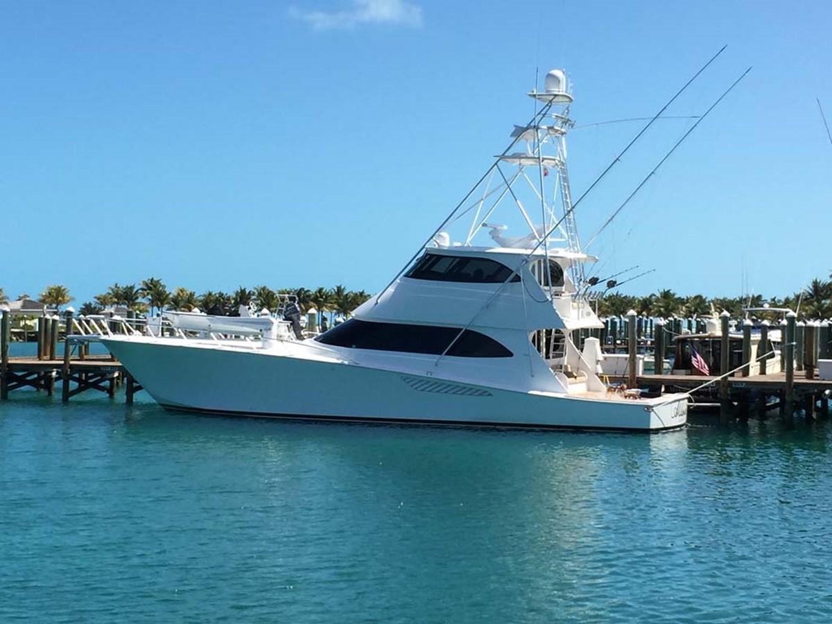 Viking Enclosed Bridge 2012 For Sale In Destin Florida