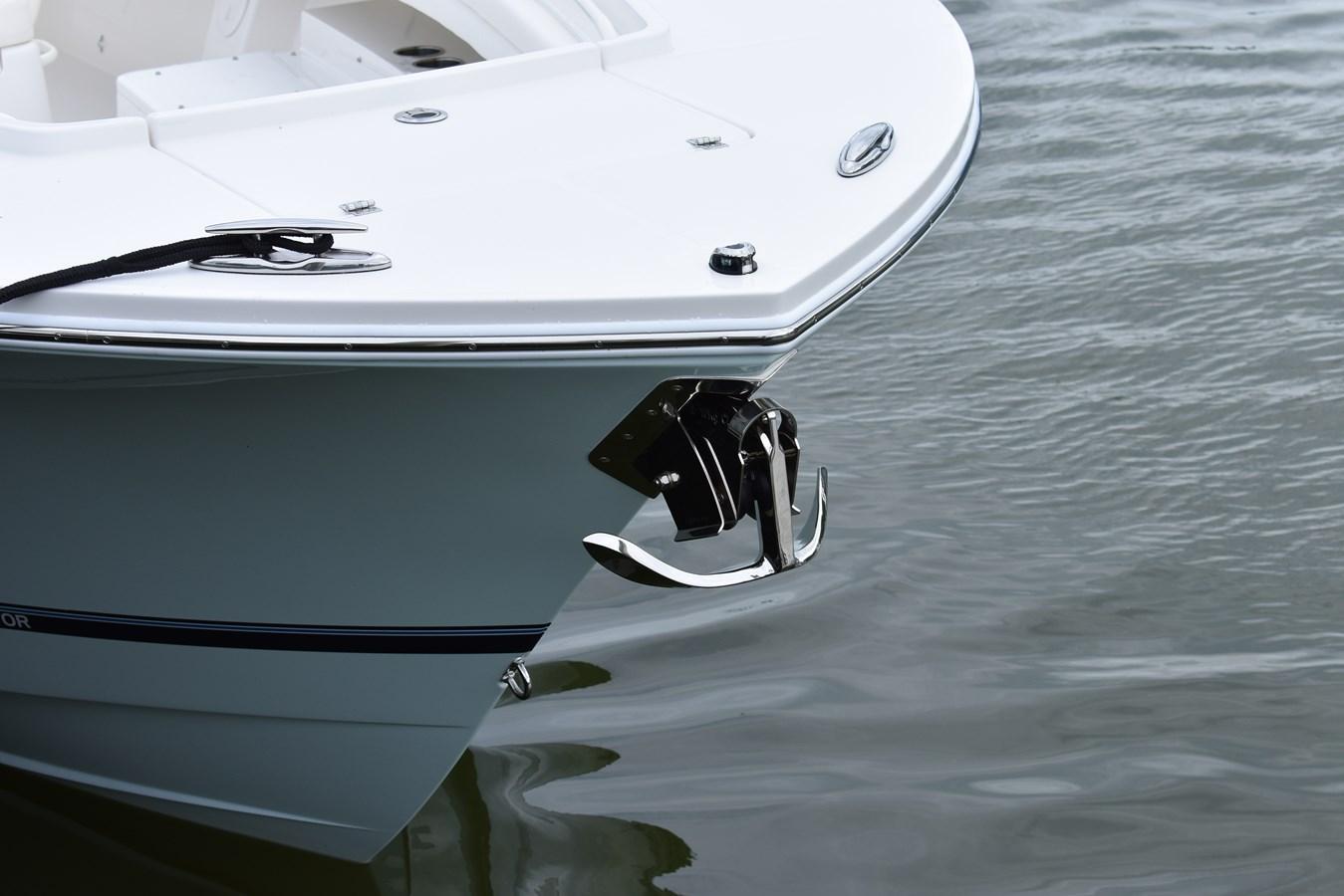 Through-Hull Anchor - 31 REGULATOR For Sale