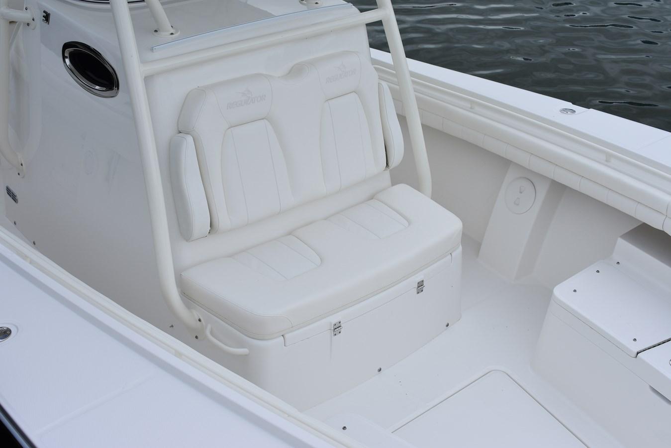 Forward Facing Seat - 31 REGULATOR For Sale