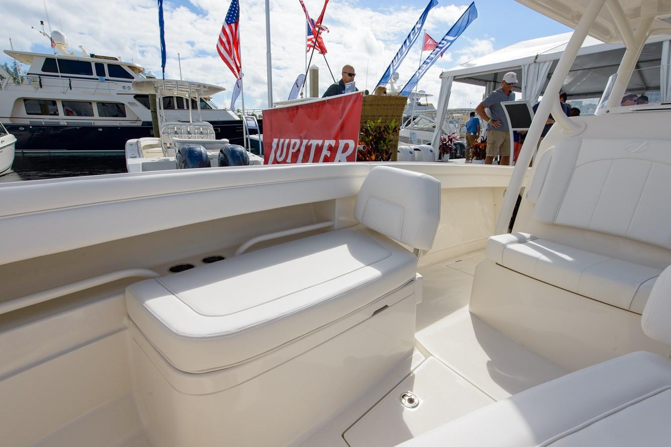 Forward Seat Storage - 30 JUPITER For Sale