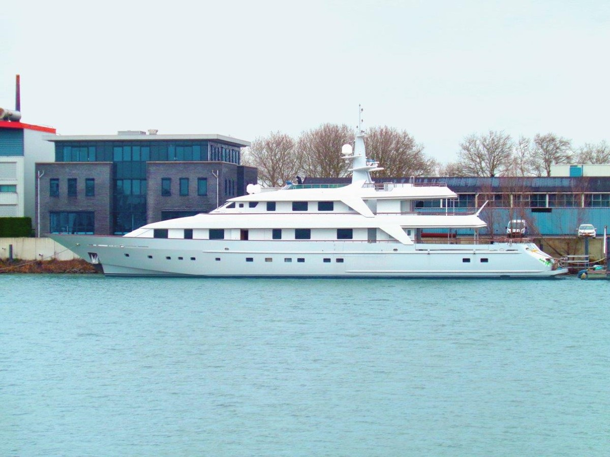 ANNA J - 162 OCEANCO For Sale