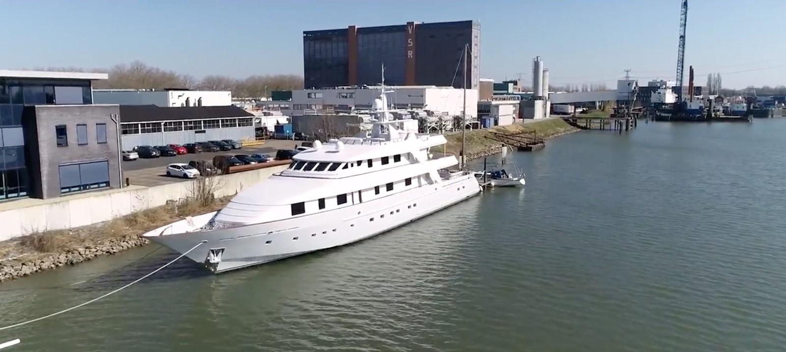 Port Bow Profile - 162 OCEANCO For Sale