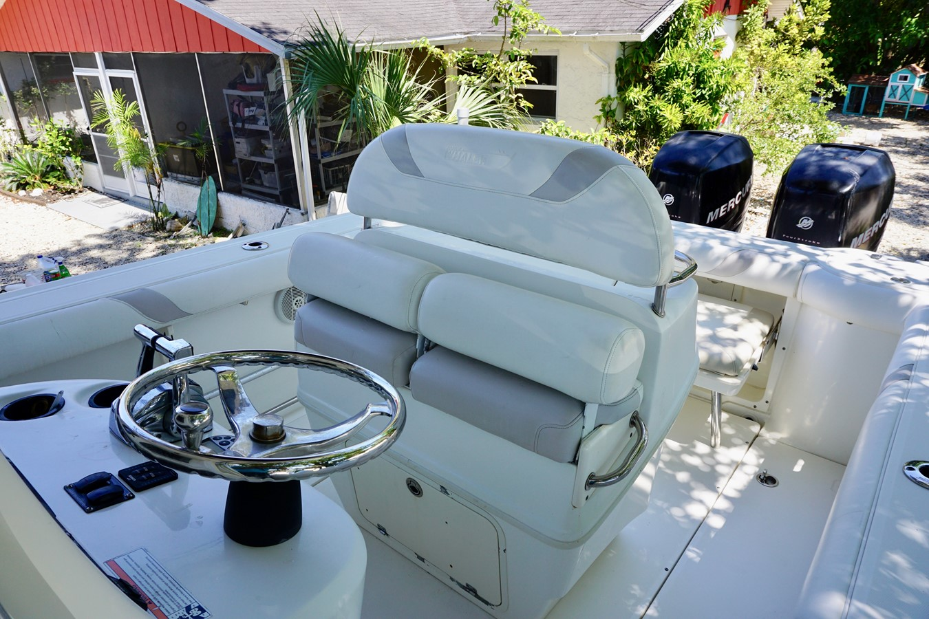 Boston Whaler 270 Outrage 2008 For Sale In Naples Florida