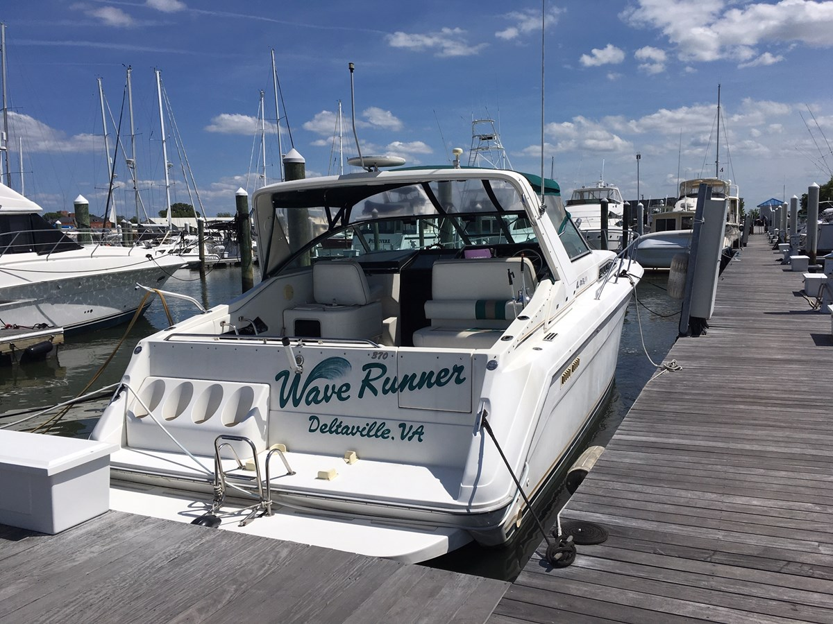 37 SEA RAY For Sale