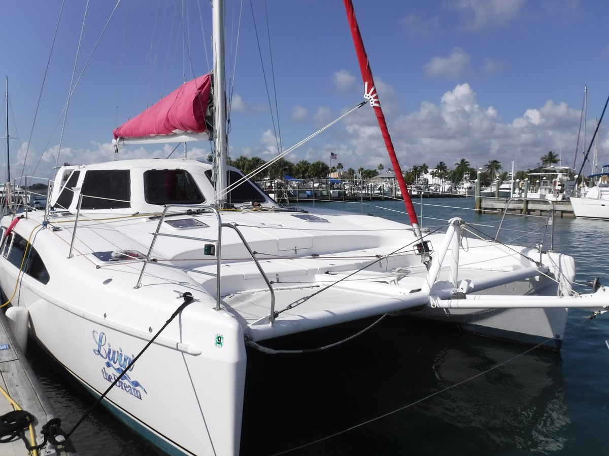 Seawind Catamarans 1160 2005 For Sale In Florida   Bluewater Yacht Sales