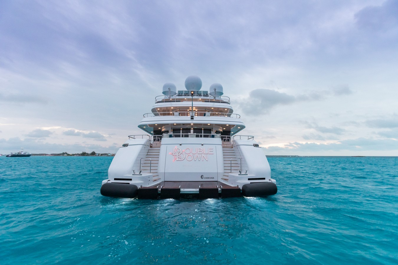 Stern - 214 CODECASA For Sale