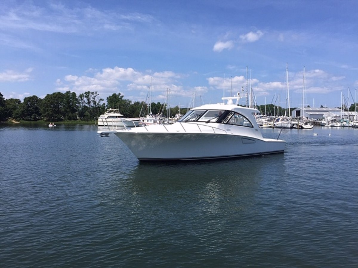 2013 Cabo 40 HTX - 40 CABO For Sale