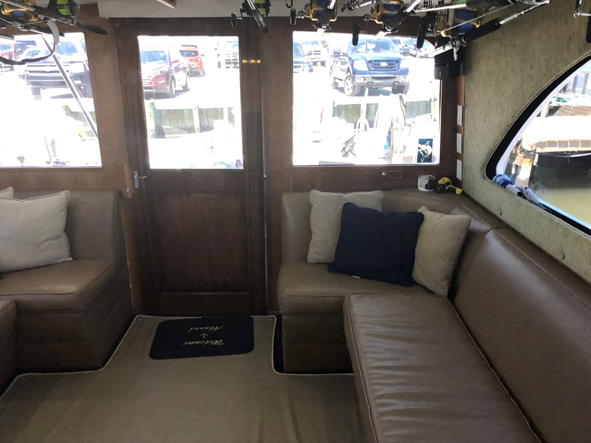 46 HATTERAS For Sale