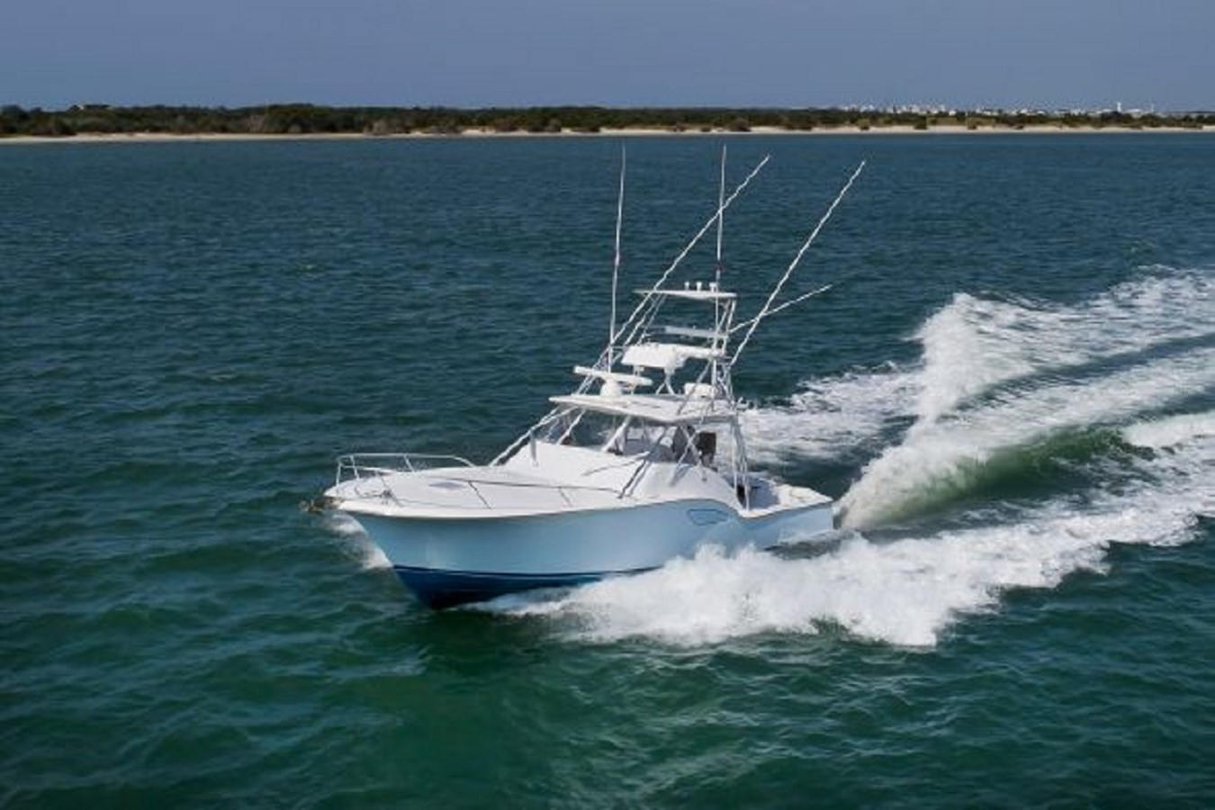 2005 Out Island Express 38 - 38 OUT ISLAND YACHTS For Sale
