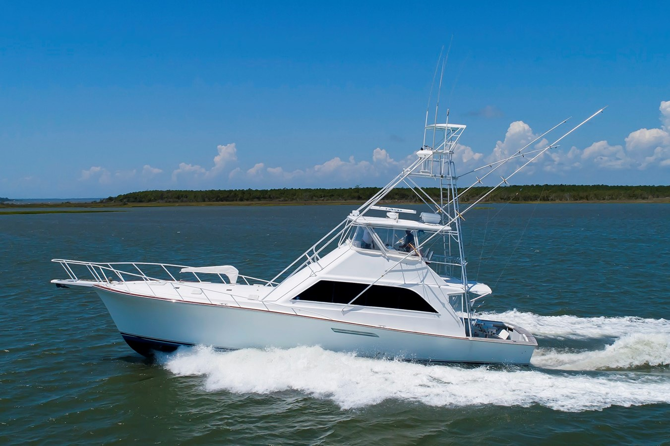 1 - 55 Ocean Yachts For Sale