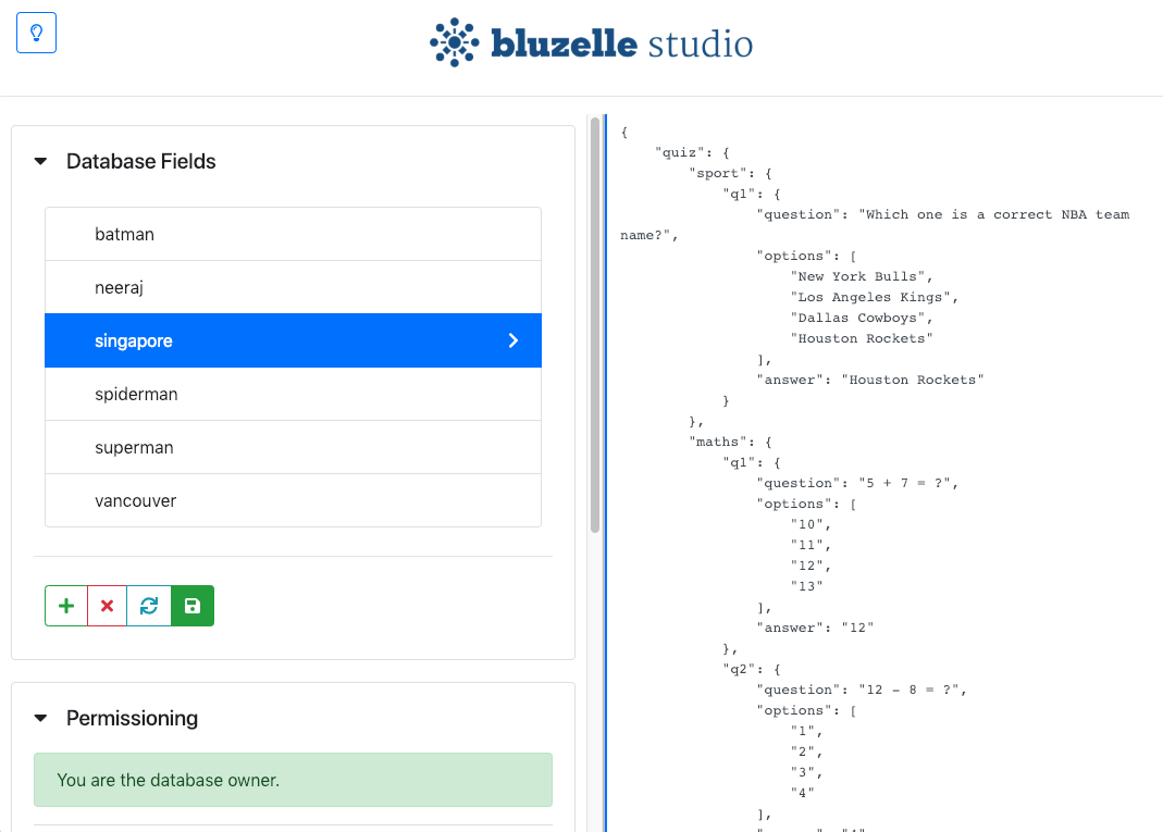 Bluzelle Decentralized Database - Join Beta Testing (Live)