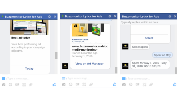 Wow, this is the first bot for Facebook ads in the planet !