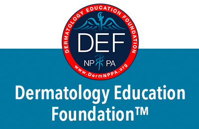 Dermatology Education Foundation™