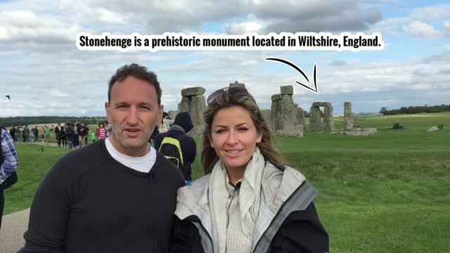 Wondering with Steve and Sabrina: Stonehenge
