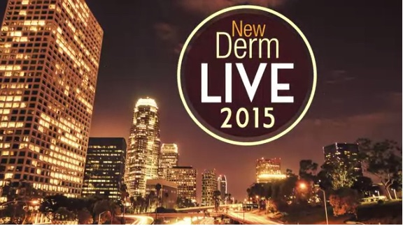 Join Us for NewDerm LIVE: Welcome from the Chairs