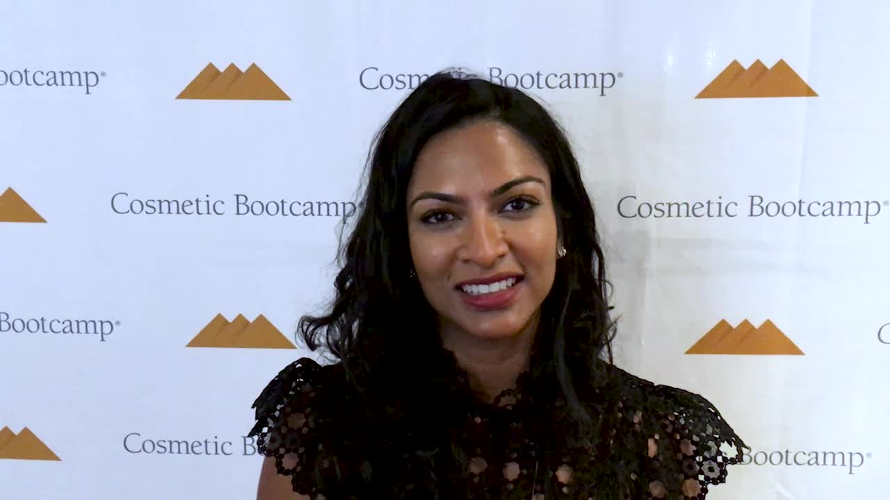 Cosmetic Boot Camp 2018 Presenter Insight