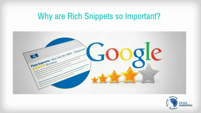 Rich Snippets - What are they, and why you should be using them?