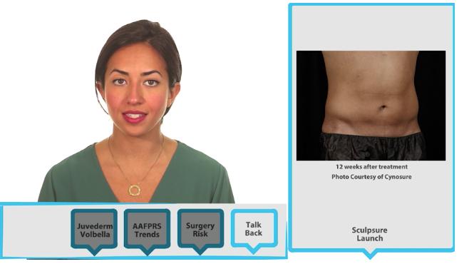 MATV News: Understanding Breast Reconstruction Surgery; AAFPRS Stats; Sculpsure Debut