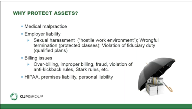 Avoid the Three Most Common Asset Protection Mistakes