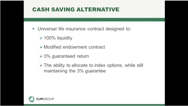 Cash Savings Alternative: Increase Returns & Maintain Liquidity