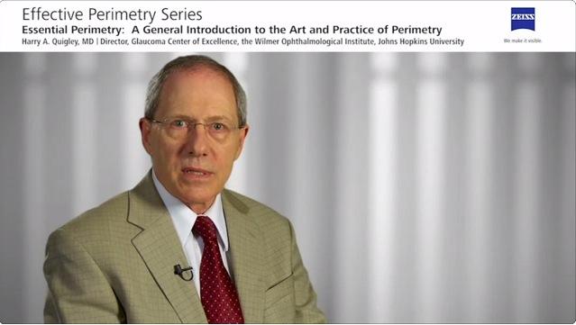 Session I - Essential Perimetry - Part 1