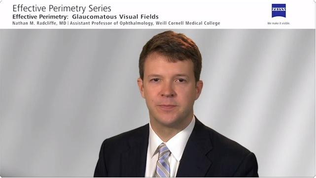Session III - Glaucomatous Visual Fields - Part 1