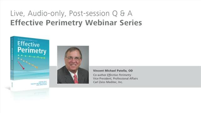 Session I - Essential Perimetry - Part 3