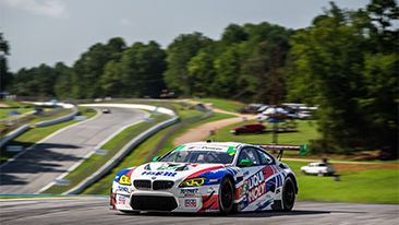 BMW Team RLL Qualify Fifth and Sixth for Six Hours at Michelin Raceway Road Atlanta.