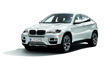 2013 BMW Individual X6 Performance Edition and 6 Series Frozen Silver Edition Coupe.