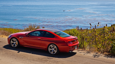 Introducing the All-New BMW M6 Gran Coupe<br />