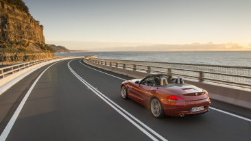 New BMW Z4 Roadster<br />