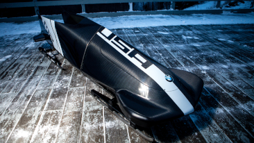U.S. Men's Bobsled Team to Race BMW Bobsled for the First Time Tomorrow at the FIBT World Cup in Igls, Austria<br />