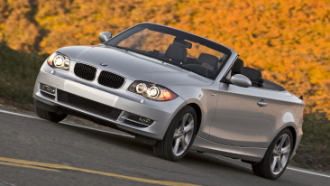2011 1 Series Convertible
