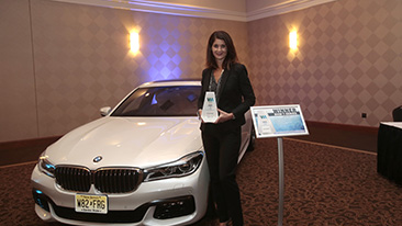 The BMW 7 Series Earns A Winning Spot On The Inaugural 2016 Wards 10 Best UX