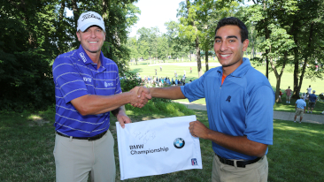 Mark Abtahi of Niles, IL Named the Recipient of the 2012 BMW Hole-In-One Scholarship<br />