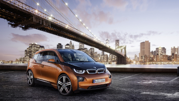 BMW at the 2013 Frankfurt International Motor Show (IAA)<br />