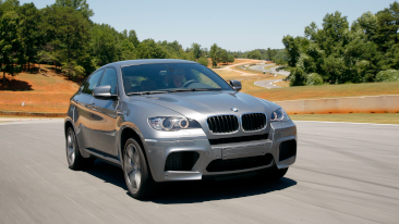 The 2011 BMW X5 M and X6 M