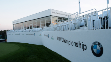 2014 BMW Championship Earns PGA TOUR's Tournament of the Year Honor for 3rd Consecutive Year.<br />