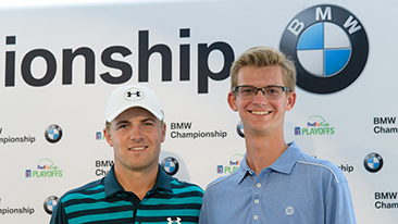 BMW of North America and the Western Golf Association Name Hayden Bauschka of Carmel, IN the BMW Hole-in-One Scholar.