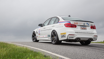The BMW Performance Driving School Set to Contest 2017 One Lap of America with BMW M3 Competition Package.