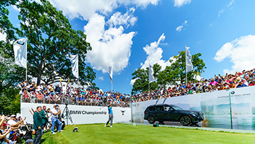BMW Renews Partnership with PGA TOUR and Western Golf Association to Remain Title Sponsor of the BMW Championship.
