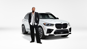 BMW of North America Returns to New York Fashion Week as Official Automotive Partner. <br />
