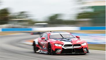 BMW Team RLL Looking to Maintain Podium Streak at Watkins Glen.<br />